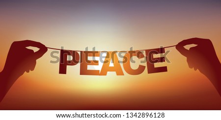 concept of peace and
