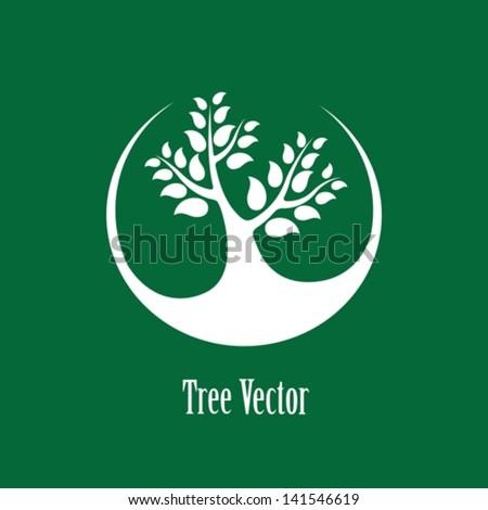 concept vector graphic  white