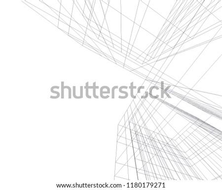 conceptual architecture 3d