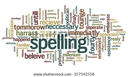Why do people deliberately misspell words? Your view?