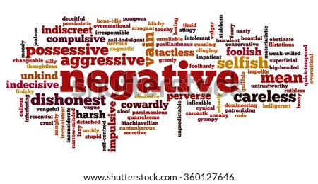 aggression as a negative I would agree that aggressive usually has a negative connotation, but some people view aggressiveness as a good thing it all depends on the person.