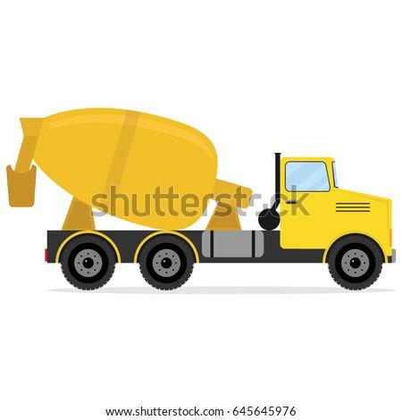 concrete truck  icon concrete...