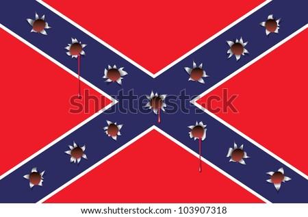 Confederate flag under attack