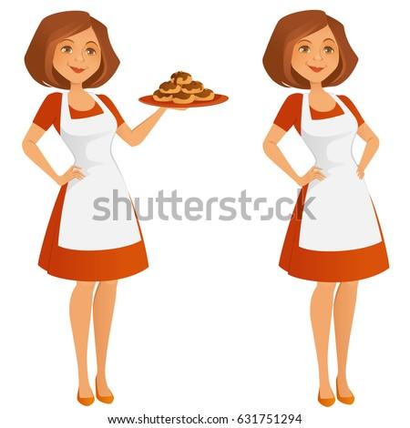 confident baker