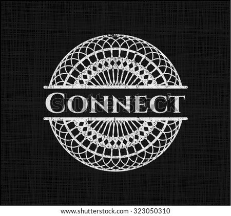 Connect on blackboard
