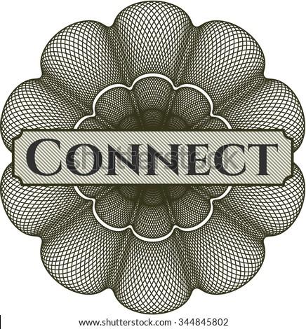 Connect rosette