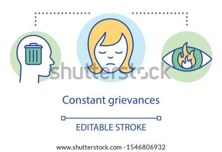 constant grievances concept