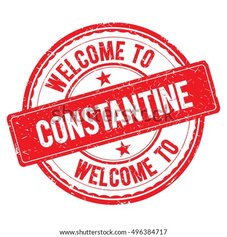 constantine welcome to stamp