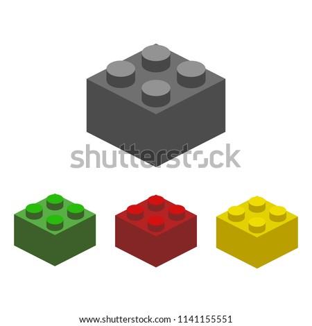 construction block icon