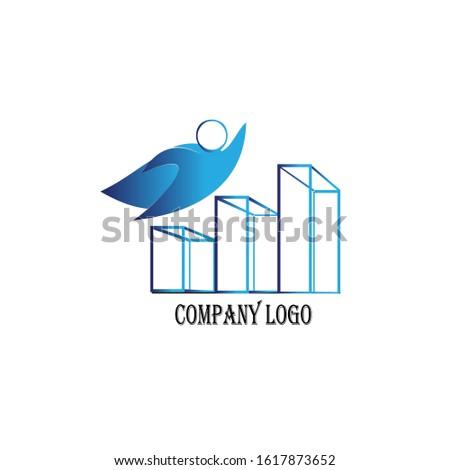 Construction Company Logo or company logo related to Development