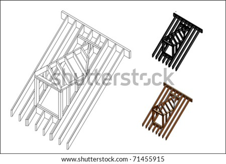 construction roof dormer