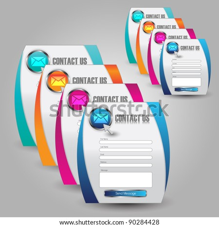 contact us web interface