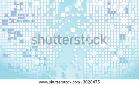 Contemporary abstract background. Vector Illustration - stock vector