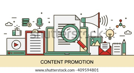 Content Promotion Vector