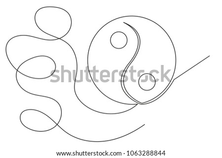 continuous drawn one line