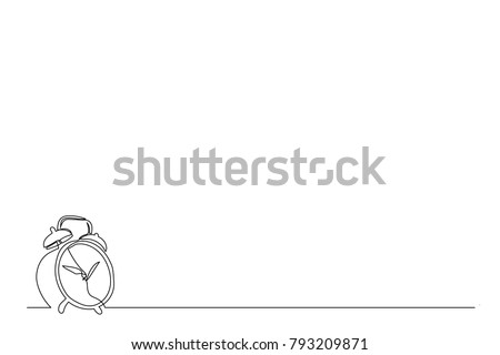 continuous line an image of an