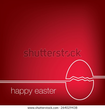 stock-vector-continuous-line-easter-egg-card-in-vector-format