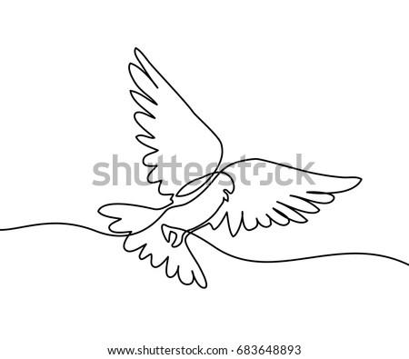 White Bird Logo
