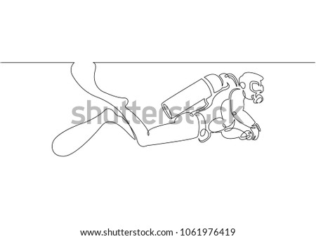 scuba diving download free vector art stock graphics images
