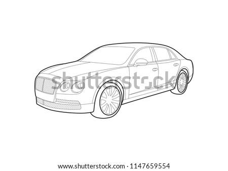 Bentley Download Free Vector Art Stock Graphics Images