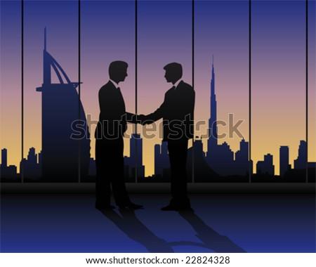 contract in Dubai