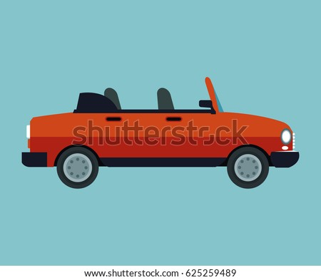 convertible car sport vehicle
