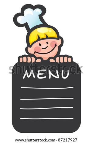 Cook and menu