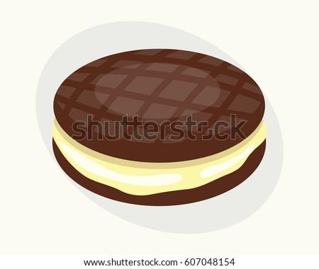 cookie chocolate homemade