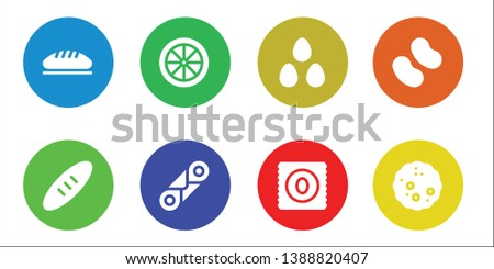 Candy And Cake Cute Icons - Download Free Vector Art, Stock Graphics