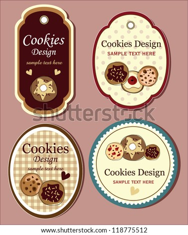 cookies label