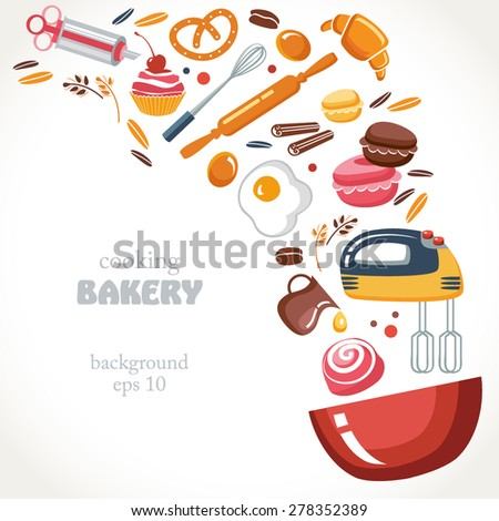 cooking bakery collection
