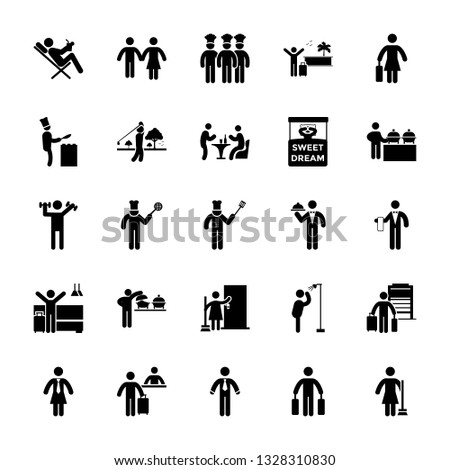 Cooking Pictogram Vector Pack