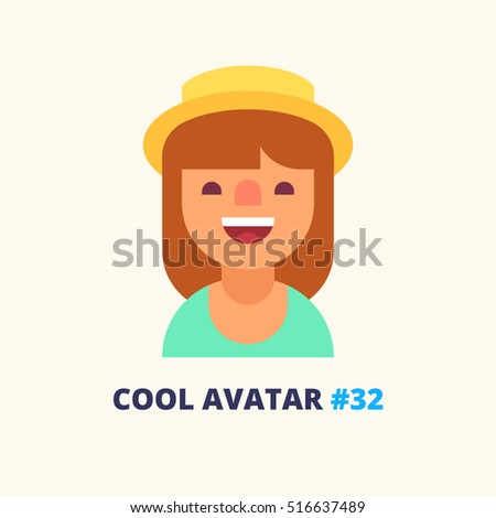 cool avatar  32 young girl in