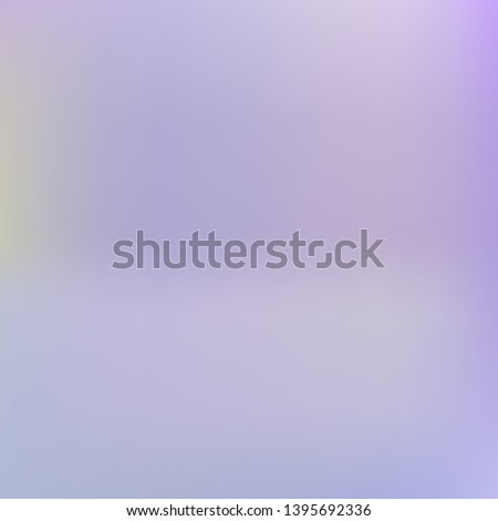 Cool backdrop from simple  gradient mesh. Vector illustration show. Creative splash and spreading spot. Violet beautiful backdrops for use on modern electronic devices.
