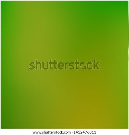 Cool backdrop from simple patterns. Amazing splash and spreading spot. Vector illustration presentation. Green beautiful backdrops for use on modern electronic devices.