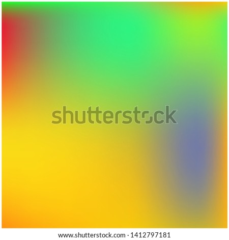 Cool backdrop from simple patterns. Great splash and spreading spot. Vector illustration presentation. Yellow beautiful backdrops for use on modern electronic devices.