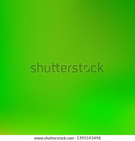 Cool backdrop from simple patterns. Great splash and spreading spot. Vector illustration flyer. Green beautiful backdrops for use on modern electronic devices.