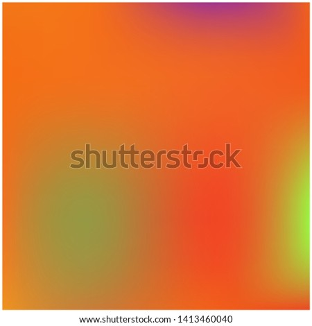 Cool backdrop from simple patterns. Great splash and spreading spot. Vector illustration show. Red beautiful backdrops for use on modern electronic devices.