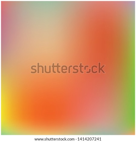 Cool backdrop from simple patterns. Juicy splash and spreading spot. Vector illustration layout. Pink beautiful backdrops for use on modern electronic devices.