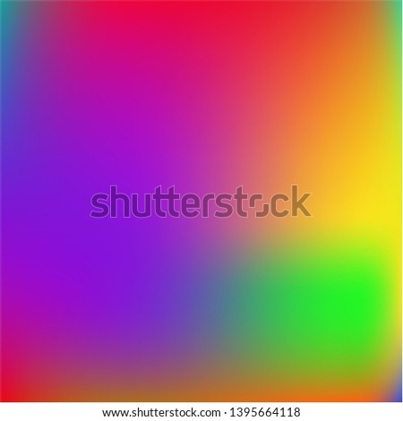 Cool backdrop from simple patterns. Magic splash and spreading spot. Vector illustration presentation. Violet beautiful backdrops for use on modern electronic devices.