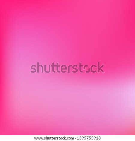 Cool backdrop from simple patterns. Nice splash and spreading spot. Vector illustration show. Pink beautiful backdrops for use on modern electronic devices.