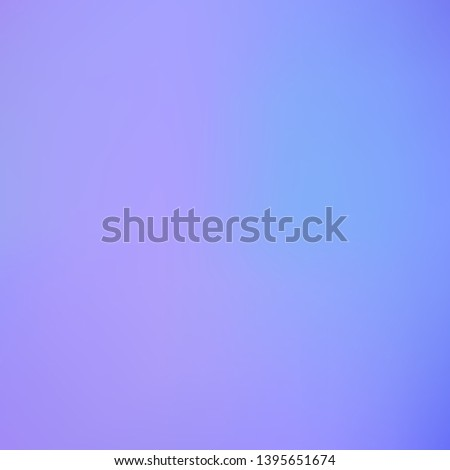 Cool backdrop from simple patterns. Unreal splash and spreading spot. Vector illustration cover. Violet beautiful backdrops for use on modern electronic devices.