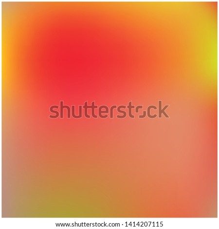 Cool backdrop from simple patterns. Vector illustration concept. Graceful splash and spreading spot. Red beautiful backdrops for use on modern electronic devices.
