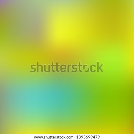 Cool backdrop from simple patterns. Vector illustration cover. Juicy splash and spreading spot. Green beautiful backdrops for use on modern electronic devices.