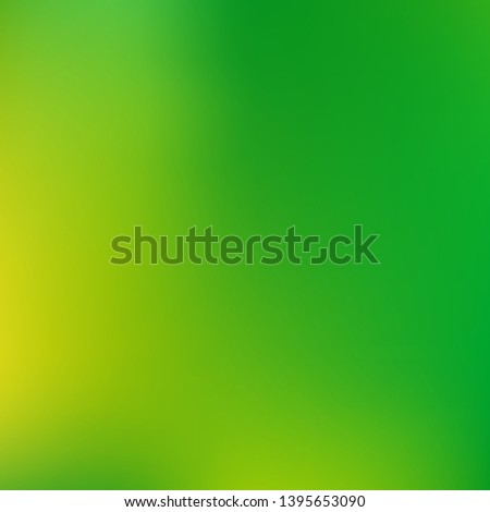 Cool backdrop from simple patterns. Vector illustration flyer. Nice splash and spreading spot. Green beautiful backdrops for use on modern electronic devices.