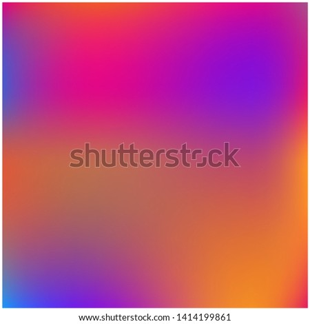 Cool backdrop from simple patterns. Vector illustration flyer. Random splash and spreading spot. Pink beautiful backdrops for use on modern electronic devices.