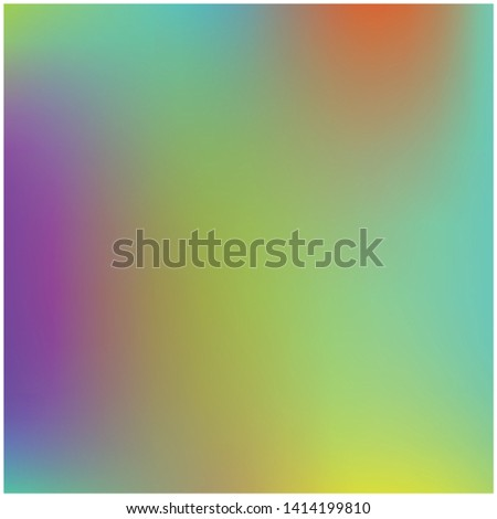 Cool backdrop from simple patterns. Vector illustration shape. Trendy splash and spreading spot. Violet beautiful backdrops for use on modern electronic devices.