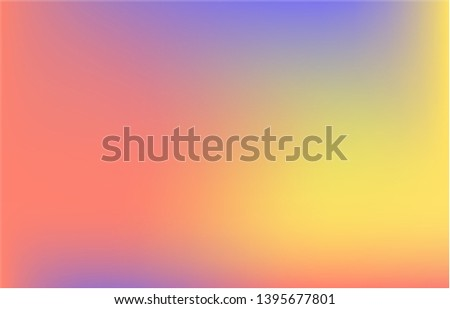 Cool backdrop from simple patterns. Vector illustration show. Nice splash and spreading spot. Violet beautiful backdrops for use on modern electronic devices.