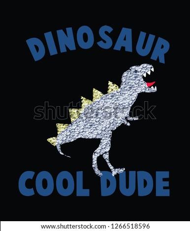 cool dinosaur slogan