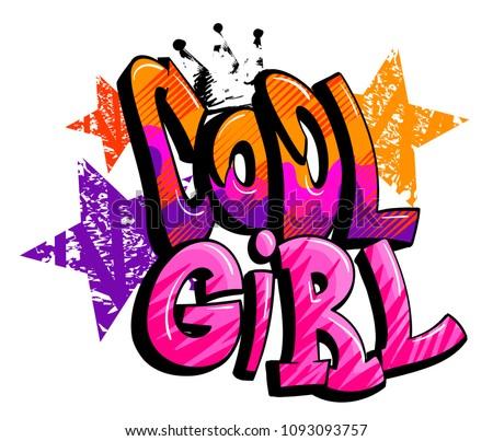 cool girl grunge textured